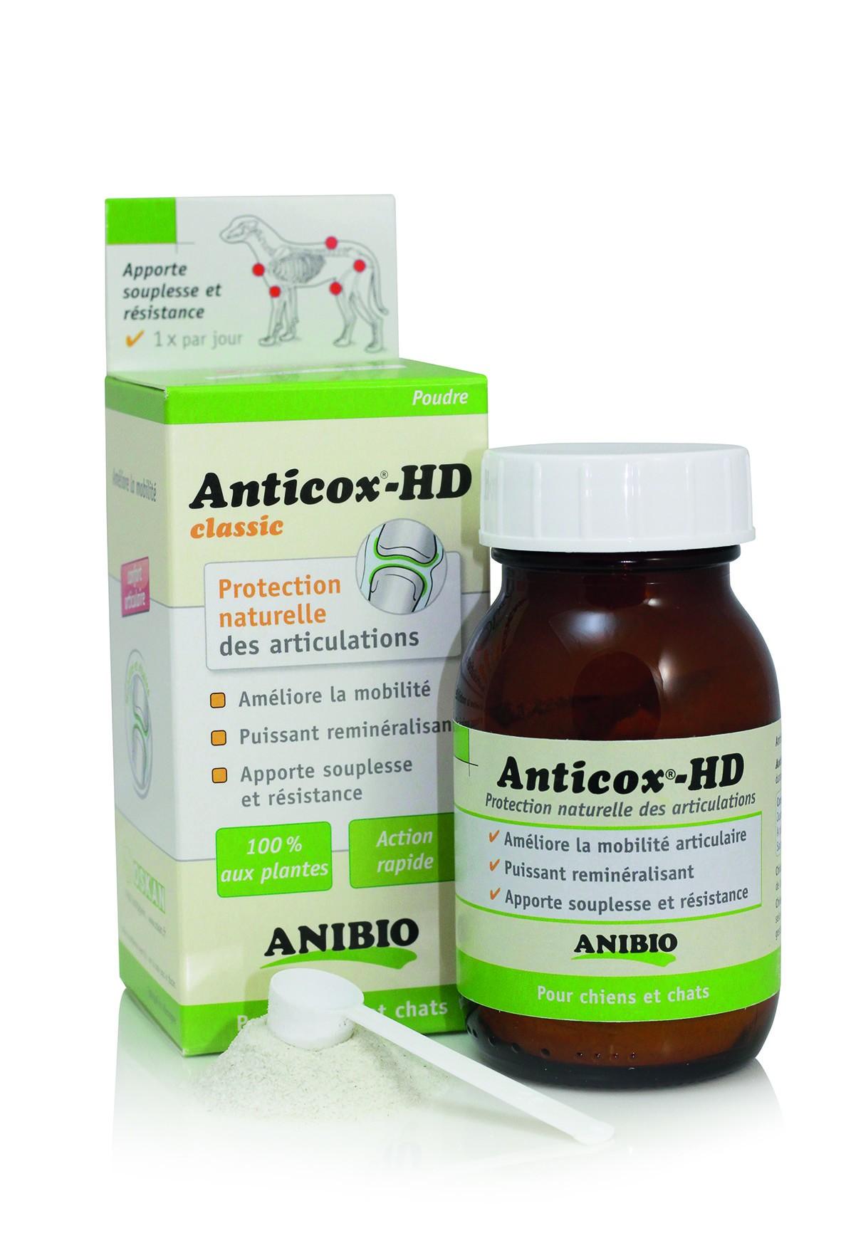 Anibio - Anticox pour les problèmes articulaires